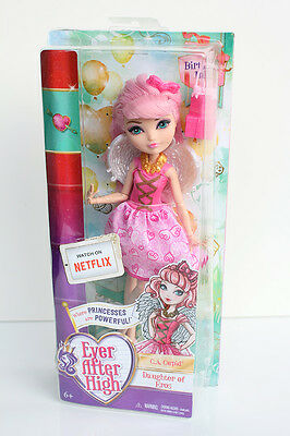 Ever After High, Cupid, puppe, doll, neu, new, Birthday Ball