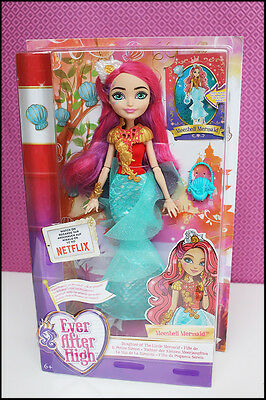 ever after high, doll, puppe,  meeshell mermaid, neu, new