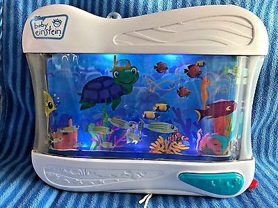Baby Einstein Neptune Lullaby Musical Crib Soother Toy