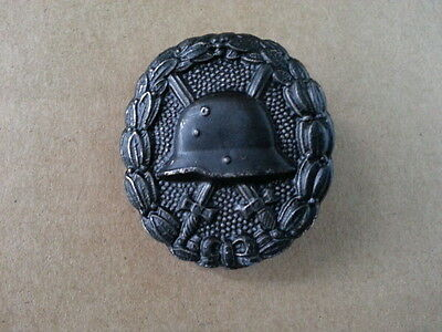 German WW1 Black Wound Badge Medal