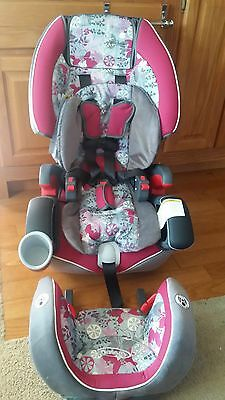 Graco Nautilus 3-in-1 Harness Booster Car Seat, Bethany Fashion 20-100lbs