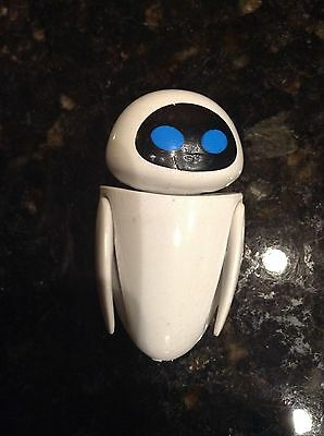 Disney Pixar Wall-E Retired Eve plastic figure cake topper toy