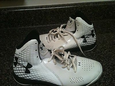 Under Armour Women's Micro G Torch Basketball Shoes 1256436-100  Size 8