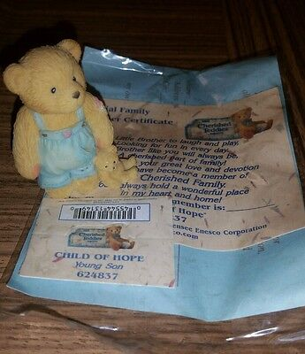 Cherished Teddies Child of Joy
