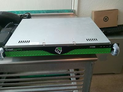 MailFoundry 1150 Anti-Virus spam Security Appliance