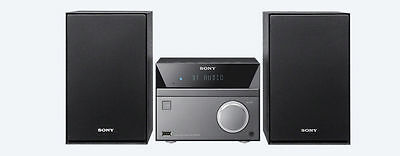 Sony CMT-SBT40D Hi Fi Music System with Bluetooth