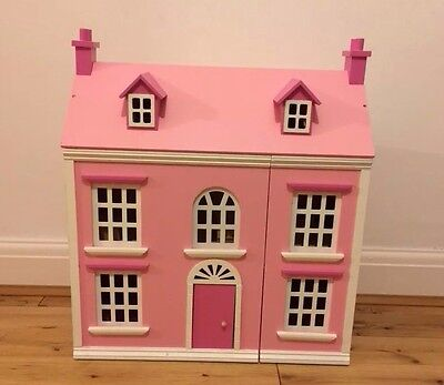 Pink Doll's House For Girls
