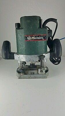 Metabo Vatiable Speed Router. In Full Working Order.
