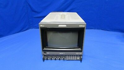 Sony BVM-D9H5U Color Monitor w/ 3227 Hrs, BKM-142HD SDI , BKM-120D SDI Modules