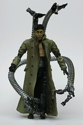 """6"""" Dr Octopus action figure from spiderman 2"""