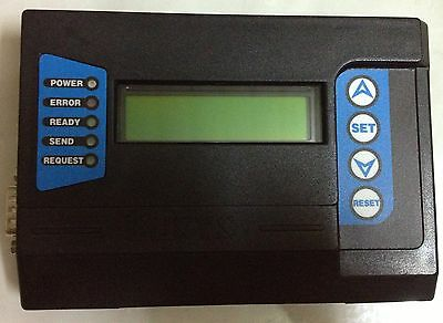 USB READER for FANUC 6M/6T control CNC machines (USB TO TAPE) DNC SERVER