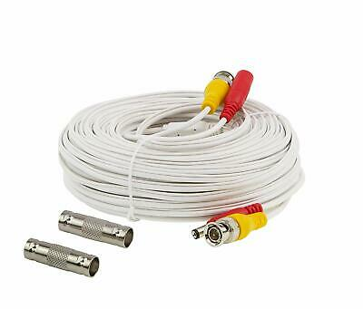 Starview New  100feet BNC Video Power Premade Cable for CCTV Security Camera