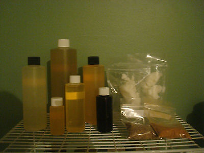 Oatmeal milk and honey Cold Process Soap Kit