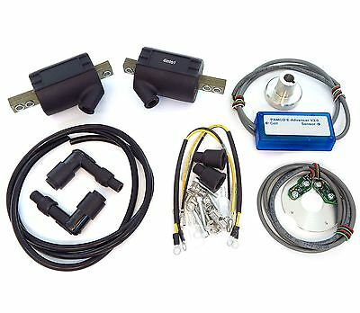 Electronic Ignition Kit - Pamco - Honda CB/CL350K All Years - SL350K 1969-1970