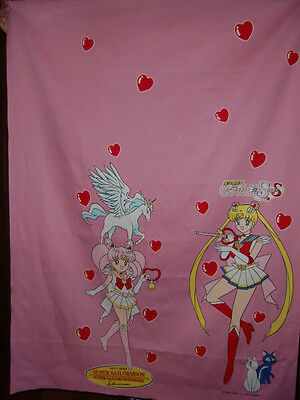 Sailor Moon   Cloth material fabric