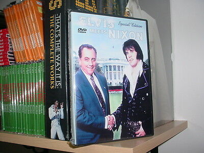Elvis Meets Nixon (Special Edition), and the Beauty Queen (dvd set)