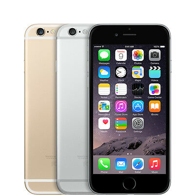 Apple iPhone 6 A1586 16GB GSM 4G LTE (Factory Unlocked) Smartphone - FRB