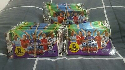 Topps Match attax trading cards   bundle