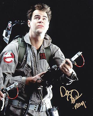 Ghostbusters Dan Aykroyd Autographed 8x10 Photo (Reproduction)  1