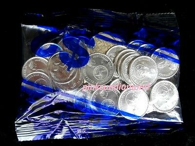 Australia 2016 5c Five Cent 50 Years Decimal Coins Changeover Unopened RAM Bag