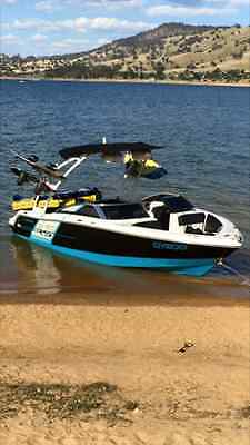 Four Winns H180 Rs Speed Boat/bow Rider/stern Drive/mercriuser