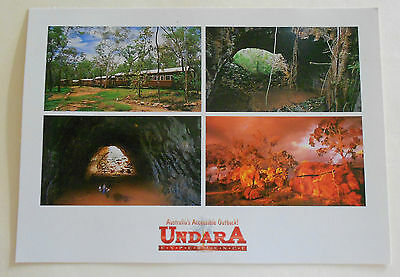 Postcard from Undara, Outback North Queensland Australia