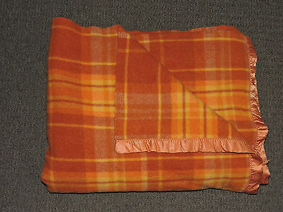 LACONIA PURE NEW WOOL Single Bed BLANKET