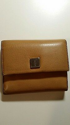 BALLY genuine leather key wallet