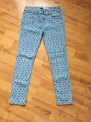 Atmosphere Jeans With Stars Age 9 - 10