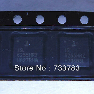 1 UNIDAD ISL6255HRZ  QFN28 Highly Integrated Battery Charger.
