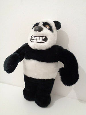 """CREATURE COMFORTS 12"""" ANGUS THE PANDA SOFT TOY by AARDMAN ANIMATION 1993"""
