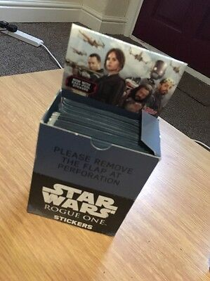 Star Wars Rogue One Stickers