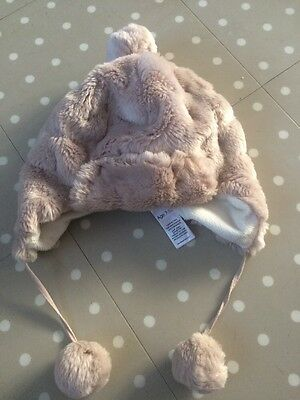 Ted Baker Girls Pale Pink Hat Age 7-10