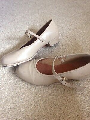 Girls Bloch Ballet Tap Shoes Size 5