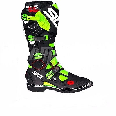 Sidi Crossfire 2 MX Boots size 45 or size 11 US