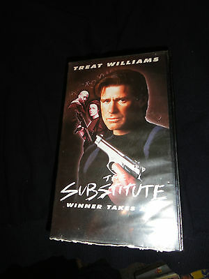 Treat Williams ...the Substitute   Winner Takes All ..18