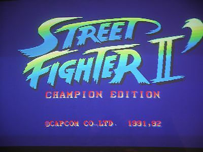 Capcom Street Fighter 2 - Champion Edition jap Vers.  100% original and working