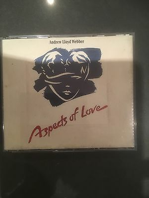 Aspects Of Love Double CD
