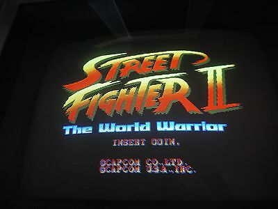 Street Fighter II - The World Warrior USA 910204 CPS1 pcb undumped rare