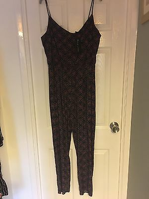 New Look Jumpsuit Size 16