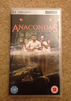 Anacondas Psp Feature Film
