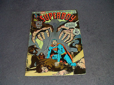 ( Dc ) Superboy #172( Neal Adams Cover )