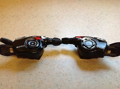 SRAM X0 2 X 10 speed shifters......slx xt xtr