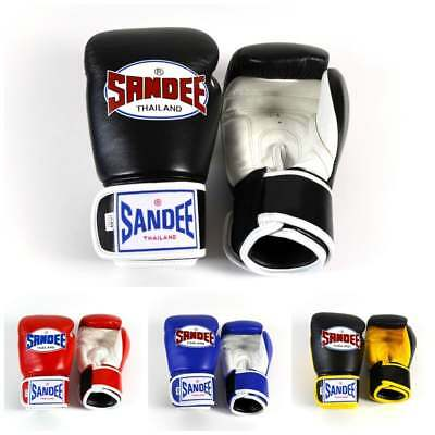 Sandee Muay Thai Boxing Gloves- All Colours