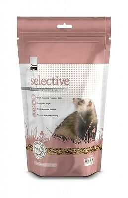 Supreme Science Selective Ferret Food 2kg Posted today if paid before 1PM