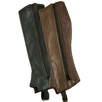 Loveson Sheppey Adult Half Chaps-£34.99 (5419 & 5418)