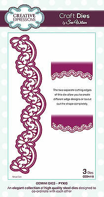 Creative Expressions GEMINI COLLECTION - PYXIS CED4410 by Sue Wilson Free UK p&p