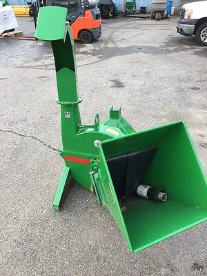 Wood Chipper by Wallenstein Model BX42S