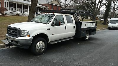 2003 Ford Other Pickups  Ford F-550 Diesel Utility work truck