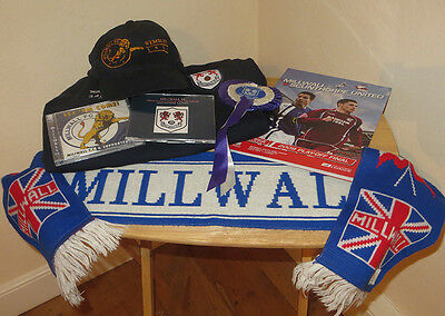 Millwall memorobilia collection